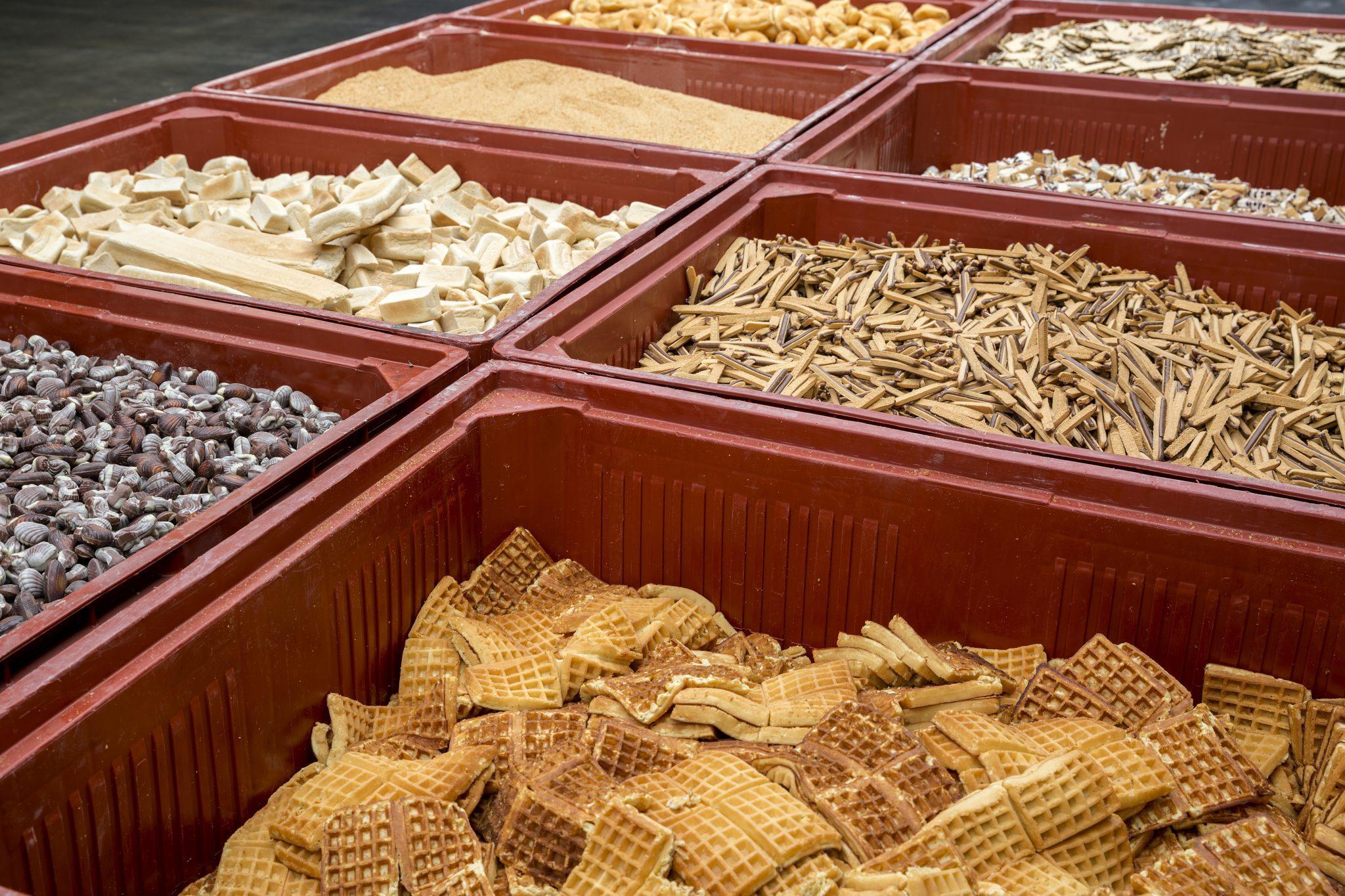 nijsen granico verwerkt nevenproducten zoals koek snoep en deegwaren tot hoogwaardige food for feed grondstoffen