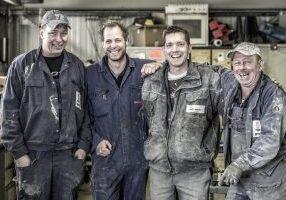 Team TD Onderhoudsmonteurs Nijsen/Granico